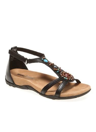 Mınnetonka Sandalet Siyah